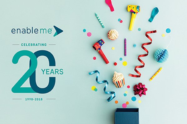 enable me celebrates 20th anniversary enable me