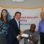 Movement therapy device PVA donation