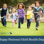 Enable Me Commemorates National Child Health Day on Oct. 1
