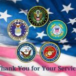 veterans day week long celebration