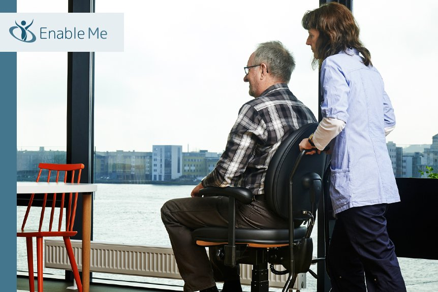 Enable MeMOFU - Fall Prevention with Independence Chair™